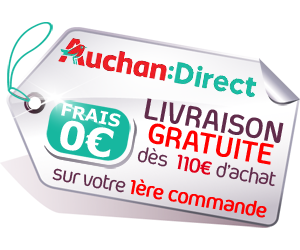 bon de r�duction Auchandirect