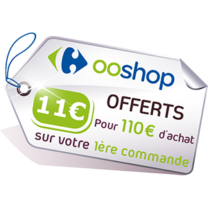 - redirection automatiquement vers Ooshop -