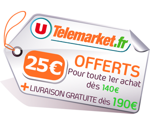 bon de réduction Telemarket