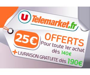 Livraison gratuite telemarket voir le code promo no l 2012 - Code promo vert baudet livraison gratuite ...