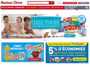 Carte Auchan Drive.Auchandrive Code Promo 10 Offerts En Exclusivite Info