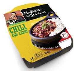 Chili Con Carne Itinéraire des Saveurs