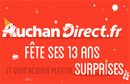 Focus sur Auchandirect